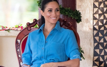 Photo: Duchess of Sussex reveals struggles with pressures of Royal Family life