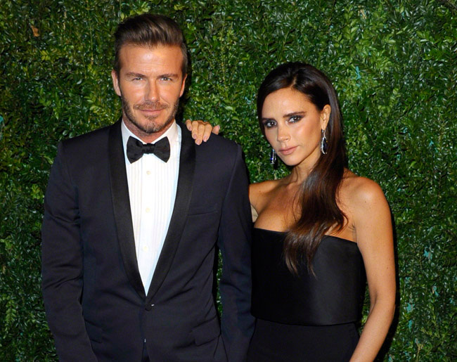 Victoria Beckham Is Lucky To Be Married To David Beckham Entertainment Celebrity Gossip Emirates24 7