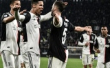 Photo: Ronaldo hits 701st goal as Juventus pull clear in Serie A