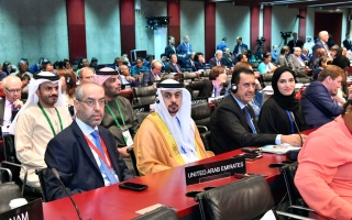 Photo: UAE participates in 141st Assembly of IPU in Serbia