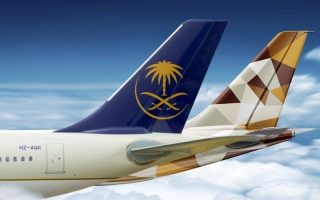 Photo: Etihad Airways, Saudia announce major expansion of their commercial partnership