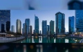 Photo: Dubai's Jumeirah Lakes Towers to be first 5G-powered smart district