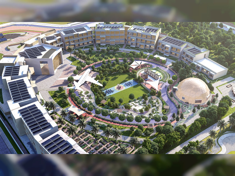 Sustainable City in Dubai reveals world's largest rehabilitation centre for People of Determination