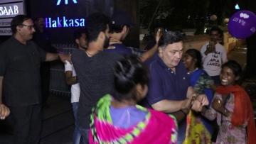 Photo: How Rishi Kapoor has mellowed!