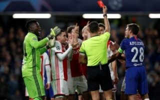 Photo: Chelsea, Ajax draw European thriller as Liverpool win and Barca stumble