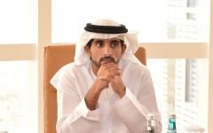 Photo: Hamdan bin Mohammed announces Dubai's economic outlook