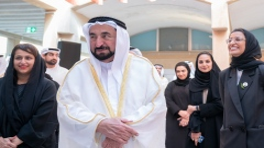 Photo: Sharjah Ruler opens inaugural Architecture Triennial