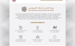 Photo: UAE Artificial Intelligence Network launched to accelerate adoption of AI