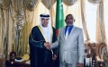 Photo: Comorian President receives UAE Ambassador