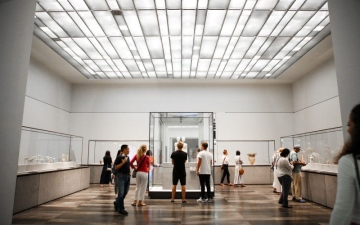 Photo: Louvre Abu Dhabi welcomes two million visitors since opening
