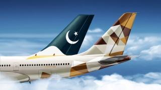 Photo: Etihad Airways, Pakistan's PIA relaunch codeshare partnership
