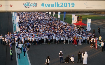 Photo: Walk 2019 sees thousands make great strides in boosting diabetes awareness