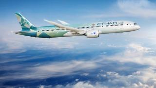 Photo: Etihad, Boeing unveil 'eco partnership' to cut carbon emissions