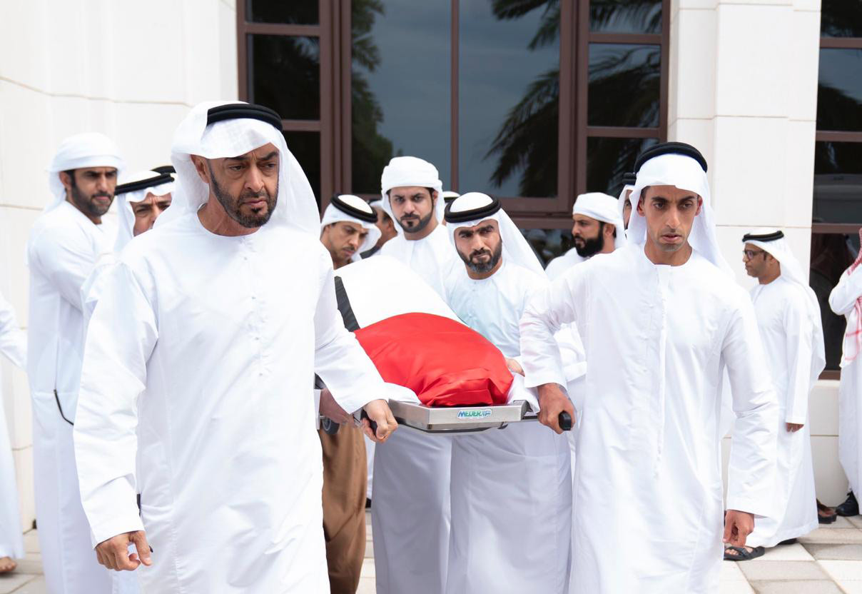Mohamed Bin Zayed Receives Condolences On Death Of Sultan Bin Zayed News Emirates Emirates24 7