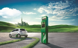 Photo: DEWA extends free electric vehicle charging till end of 2021 for non-commercial users