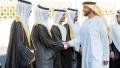 Photo: Nahyan bin Zayed attend 4th Al Wathba group wedding