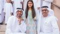 Photo: Mohamed bin Zayed visits family of Aisha Al Mazrouei