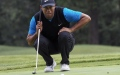 Photo: Woods turns down event, backs Mickelson