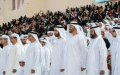 Photo: Mohamed bin Zayed, Sheikhs attend 'March of the Union'