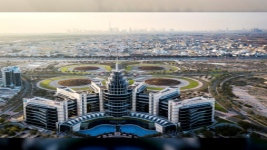 Photo: Dubai Silicon Oasis Authority launches AI-powered conversational bot