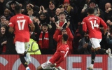Photo: Man Utd inflict first Spurs defeat for Mourinho, Leicester up to second
