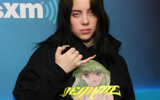 Photo: Billie Eilish becomes youngest artist to record a James Bond theme