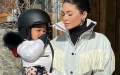 Photo: KUWTK: Kylie Jenner 'beyond excited' by Stormi's snow vacation
