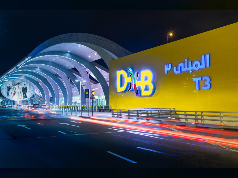 Photo: Dubai Airports accommodates stranded airline passengers in airport hotels