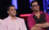 Photo: Salman and Akshay have furious competition