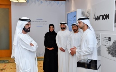 Photo: Dubai Ruler attends 'Impactful Leaders Programme' graduation ceremony