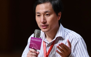 Photo: China jails scientist who gene-edited babies