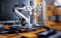 Photo: As robots take over warehousing, workers pushed to adapt