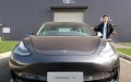 Photo: Tesla delivers first China-made Model 3 sedans in just under a year