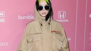 Photo: Billie Eilish to release t-shirt range with Uniqlo