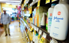 Photo: No link between talcum powder and ovarian cancer, finds major study
