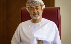 Photo: Haitham bin Tariq sworn in as new Sultan of Oman