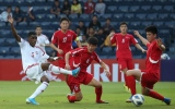 Photo: UAE revive qualification hope with 2-0 win over DPR Korea