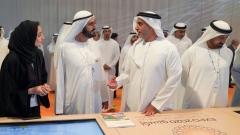 Photo: Mohammed bin Rashid visits World Future Energy Summit