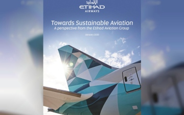 Photo: Etihad commits to zero net carbon emissions by 2050