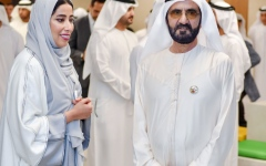 Photo: Mohammed bin Rashid praises Dubai Press Club's contributions to regional media development