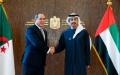Photo: Abdullah bin Zayed receives Algerian Minister of Foreign Affairs