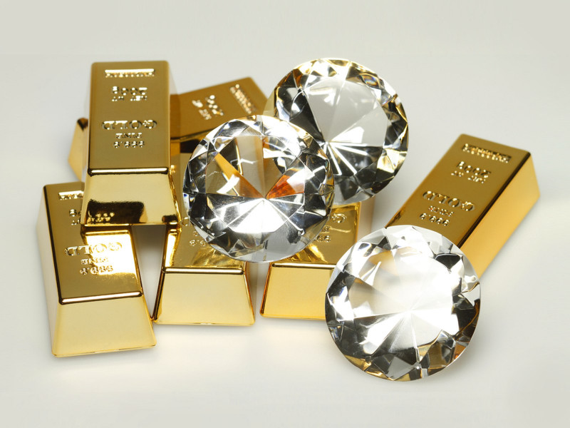 Photo: UAE gold, diamond trade in 2018 totals AED258.4 billion