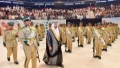 Photo: Hamdan bin Mohammed attends Dubai Police graduation ceremony