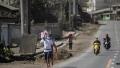 Photo: Philippines says danger high despite volcano