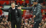 Photo: Liverpool have not eclipsed Man Utd's greatest teams, says Solskjaer