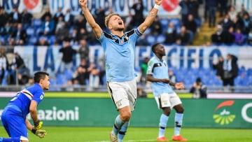 Photo: Immobile hits hat-trick as Lazio crush Sampdoria, Napoli woes deepen