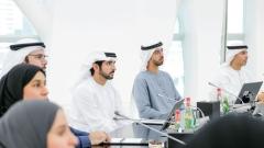 Photo: Hamdan bin Mohammed approves DFF's three-year strategic plan
