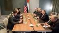 Photo: Abdullah bin Zayed meets US Secretary of State