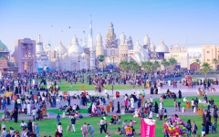 Photo: Global Village measures up to top entertainment destinations in the world