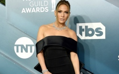 Photo: Jennifer Lopez wore $9 million in diamonds to SAG Awards